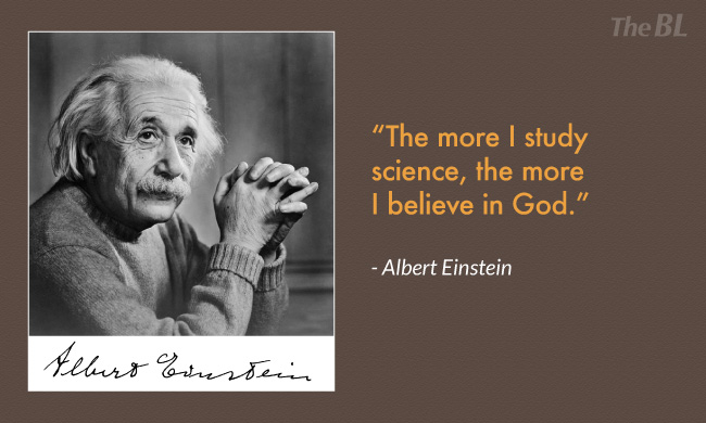 Atheists only believe in science whereas scientists believe in Theology