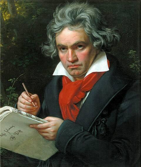Ludwig van Beethoven's 9th (Chorale) Symphony