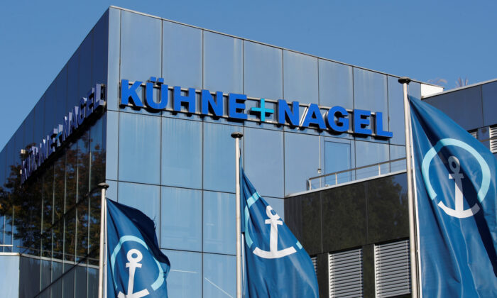 Kuehne+Nagel CEO Sees About 20,000 Job Cuts