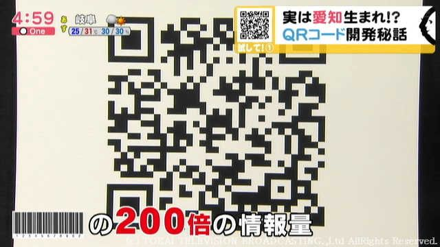 The Little-Known Story of the Birth of the QR Code