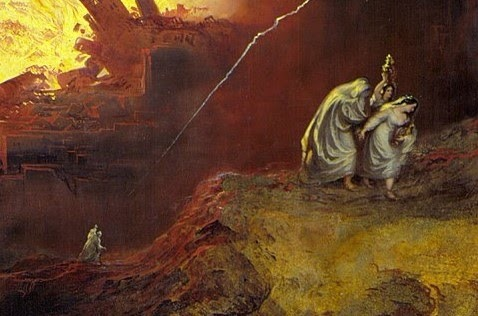 Leaving Evil Behind: 'The Destruction of Sodom and Gomorrah'