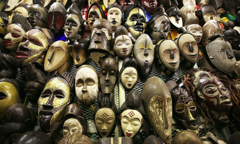 12 Things You Probably Didn't Know About African Tribal Masks