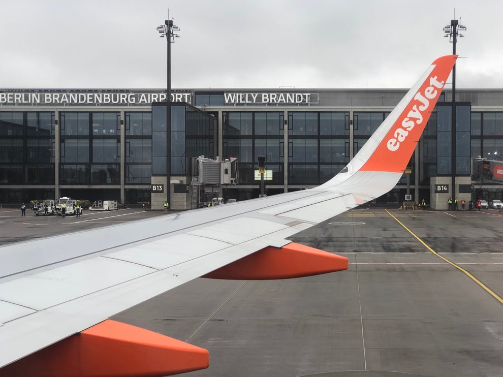 New Berlin airport welcomes its first passengers – nine years late