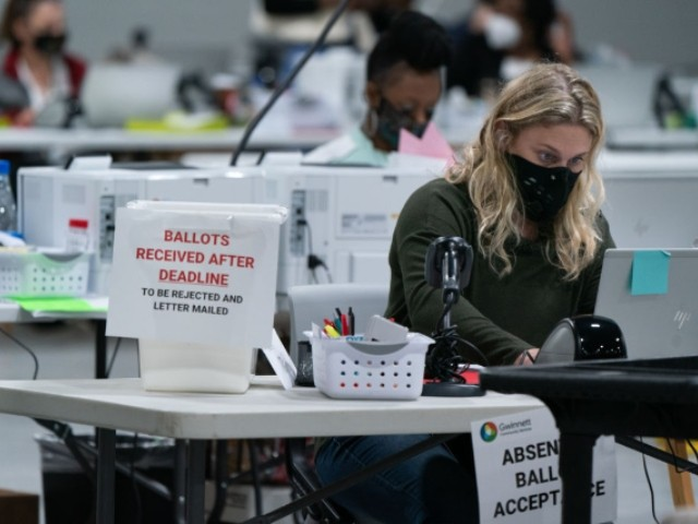 Investigators Dispatched After Fulton County Discovers 'Issue' with Ballot Reporting