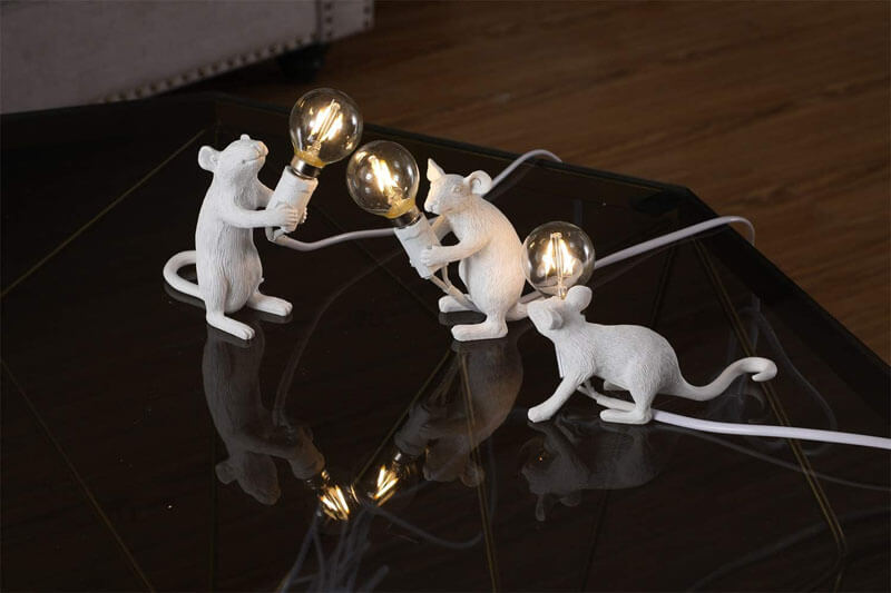 These Animal Lamps are not your Ordinary Lamps