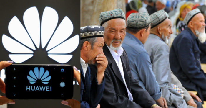 Controversial: Huawei tested software to recognize Uighurs and alert police