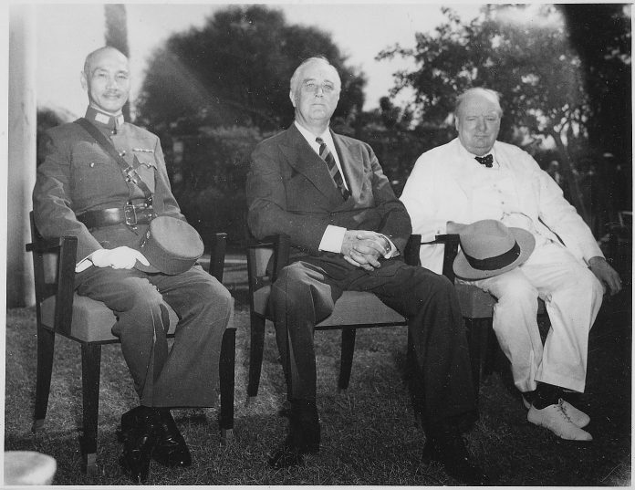 Relations Between Chiang Kai-Shek and the United Stated During WWII