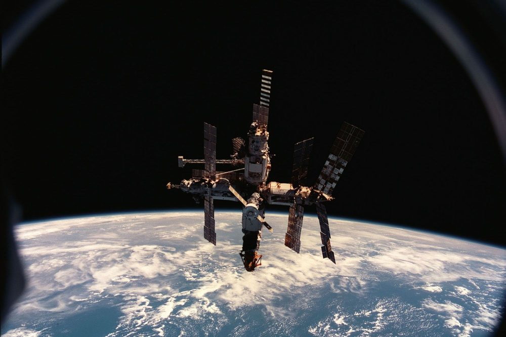 Today Marks the 35th Anniversary of the Legendary MIR Space Station