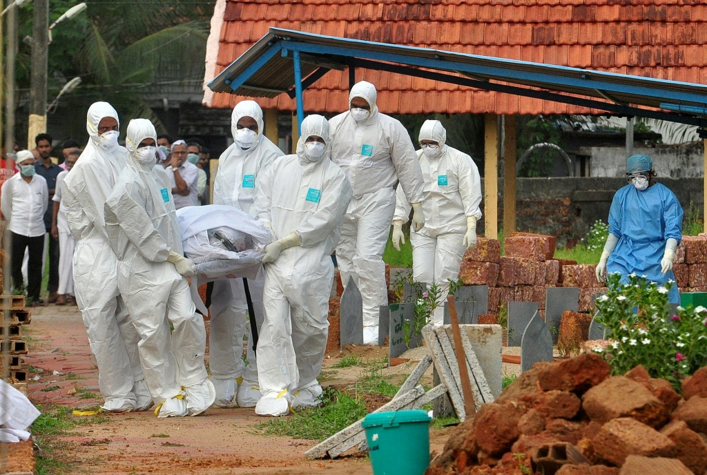 Brain-swelling Nipah virus 75 times more deadly than coronavirus may be next pandemic, scientists warn of 'The Big One'