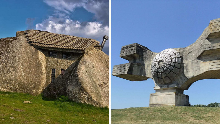 19 of Europe's Most Unusual Buildings You Can Visit