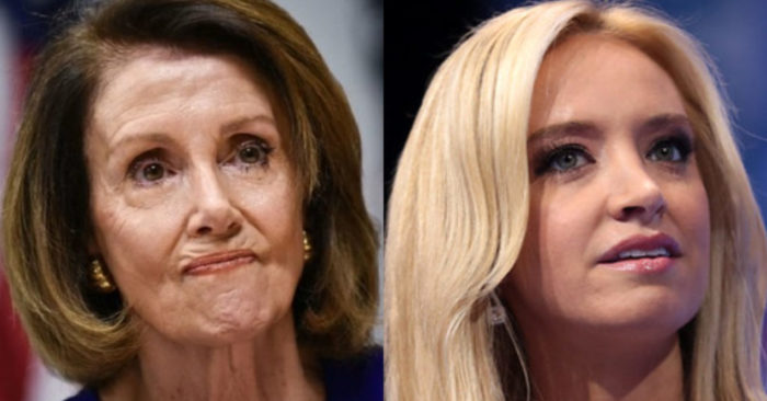 """Kayleigh McEnany: Pelosi flouts """"the will of the people"""" with controversial election reform"""