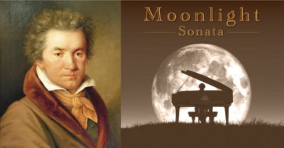 The romantic legends behind Beethoven's iconic Moonlight Sonata