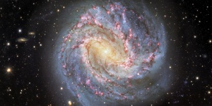 This Is One Of The Sharpest Images Ever Taken Of The Messier 83 Spiral Galaxy
