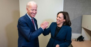 President Biden and VP Harris cry 'systemic racism' and call Chauvin guilty verdict a 'giant step' forward