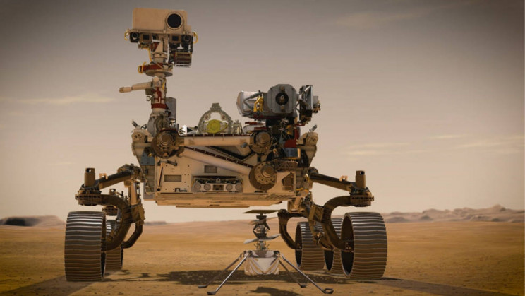 NASA Extracts Breathable Oxygen on Mars In Historic First