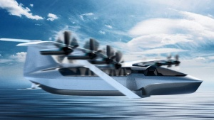 Flying Electric 'Seaglider' Ferry May Be the Best Way To Travel Between Coastal Cities