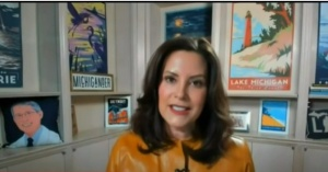 Dem. Gov. Whitmer's secret out-of-state trip while telling Michiganders to stay home during pandemic