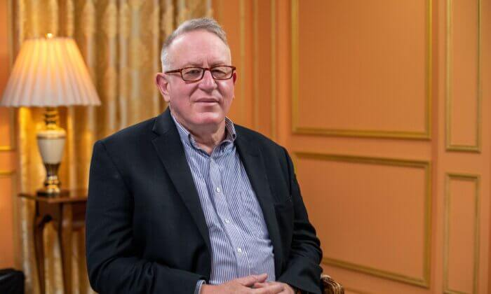 Trevor Loudon End the CCP or We Need to Fight for Our Survival