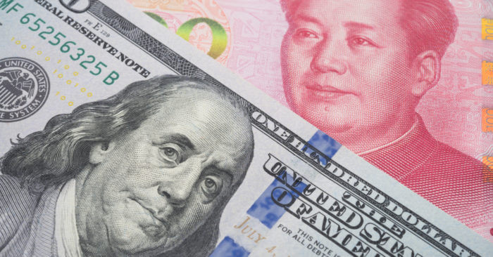 How did the CCP use its foreign currency to manipulate the US after 9-11